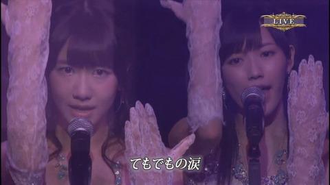 てもでもの涙の最強ペアは結局誰と誰だと思う?【AKB48G】