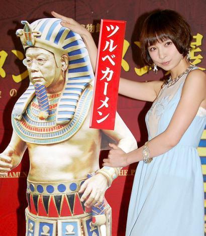 【ニュース/AKB48】篠田麻里子、一緒にエジプトに行くなら「秋元」