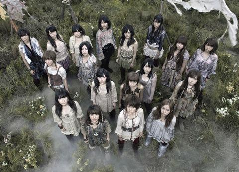 【PV】風は吹いている(DANCE! DANCE! DANCE! ver.)/AKB48[公式]フル