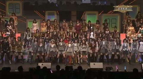 リクアワ2013のTOP10を見ての感想をどうぞ!セットリスト【AKB48】