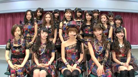 ここで篠田麻里子をセンターにしたら、やすすは天才!!!!【AKB48】