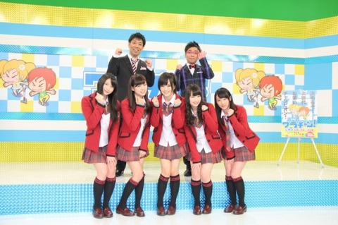 NMB48が応援サポーターに!20歳以下のお笑い日本一決定戦「ワラチャン!」 【NMB48】
