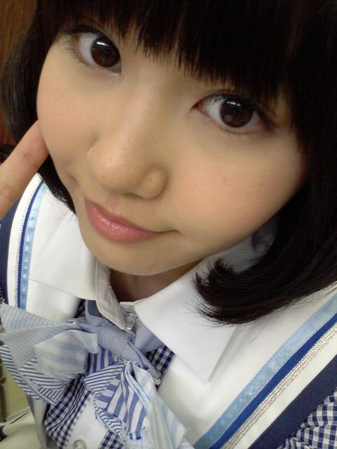 【NMB48/門脇佳奈子】かなきちの髪型について