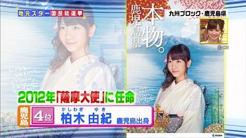 1番ソングSHOWで48Gランクインしまくり 【AKB48G】