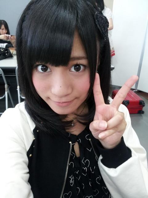 AKB48Gのハーフのメンって・・・【AKB48G】