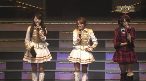 「ペースはやすぎ 卒業くるな・・」※リクアワ最終日【AKB48】