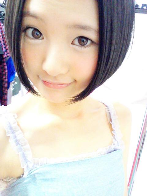 【HKT48/兒玉遥】はるっぴは見れば見るほど可愛いな