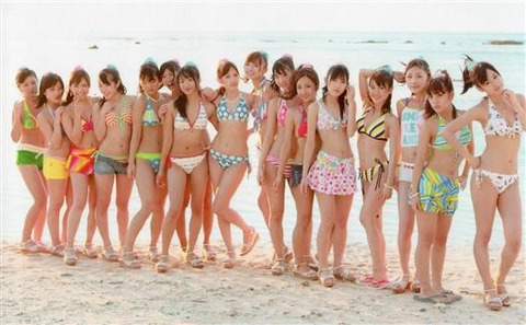 【PV】ポニーテールとシュシュ/AKB48[公式]フル