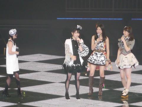AKB48 今夏に5大ドームライブ決定&新人事発表! 【AKB48G】