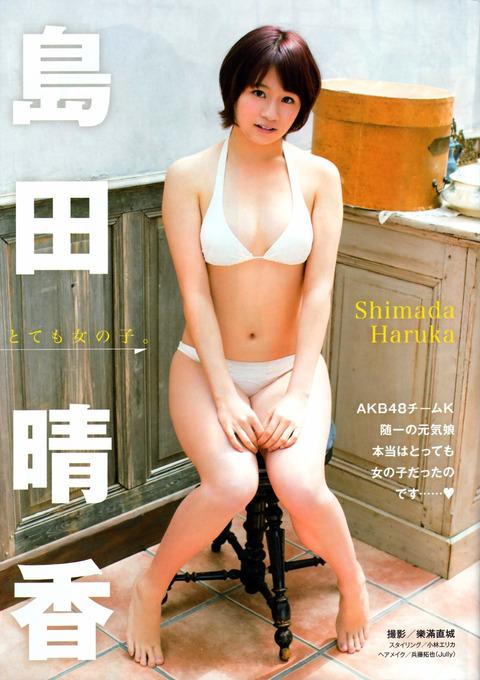島田晴香2