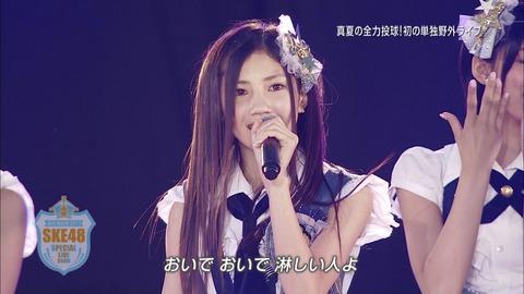 【画像あり】北川綾巴のグラビアが美しすぎる…【SKE48】