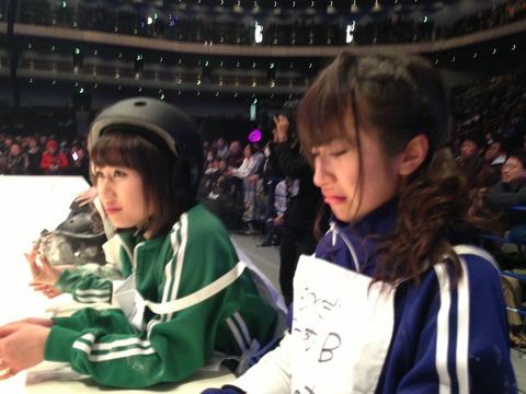 石田晴香の顔を蹴って泣かしたカスは誰よ?【AKB48/石田晴香】