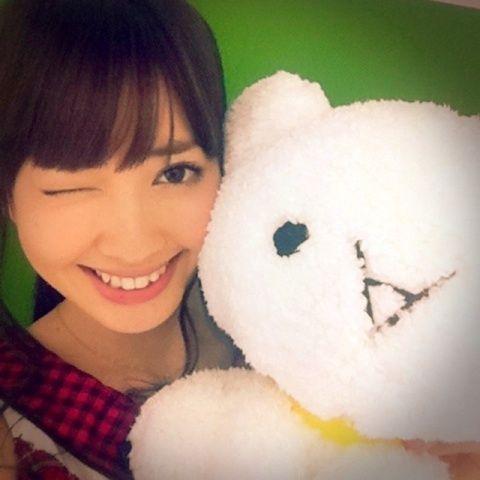 小嶋陽菜「学生時代あたしのファンクラブがあった」【AKB48/小嶋陽菜】