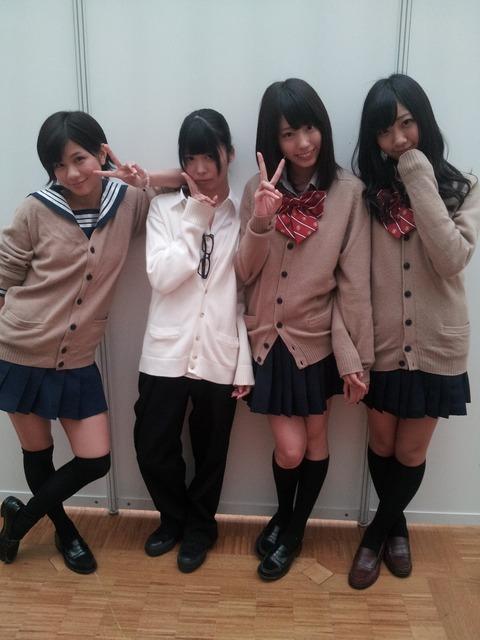 【AKB48】推しじゃないけど一瞬かわいいとおもったメン