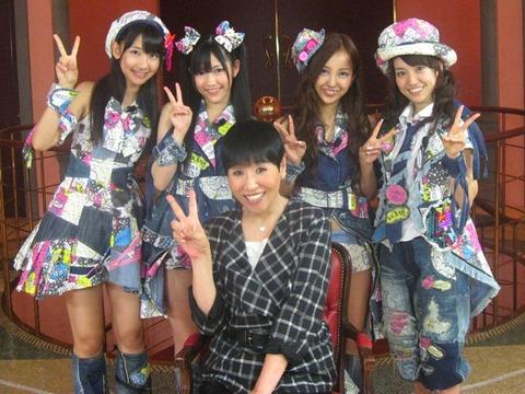 和田アキ子が康と組んでAKO45を作るらしいが・・【AKB48G】