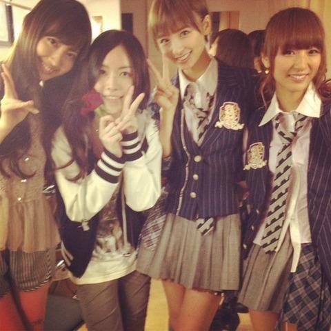 珠理奈、「卒業したメンバーを後悔させてやるぐらい  SKE48を大きくする」 【松井珠理奈/SKE48兼チームK】
