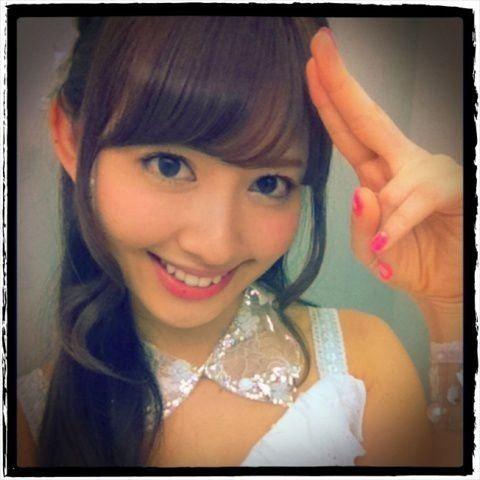 【AKB48/小嶋陽菜】こじはる似の一般人がくそ美人な件