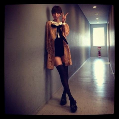 【AKB48G】マイナビAKB48ファッションランキングを発表!!