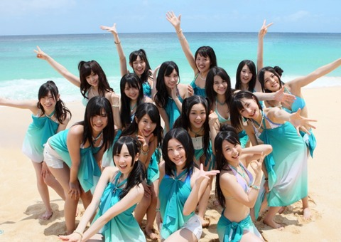SKEの代表曲が「パレオ」という風潮【SKE48】