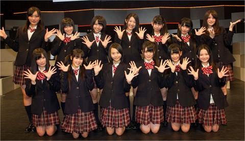 SKE6期生お披露目!【SKE48】