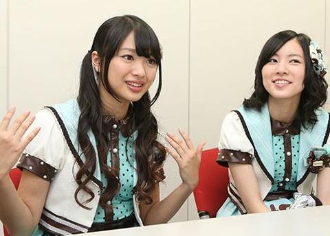 サンスポの珠理奈と北原の記事の見出しが酷過ぎw【AKB48G/松井珠理奈&北原里英】