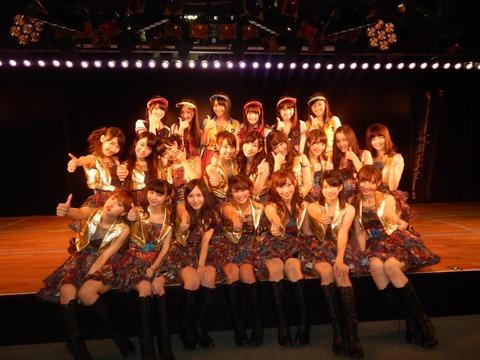 柏木由紀「梅田チームBが一番大好き」 【AKB48】
