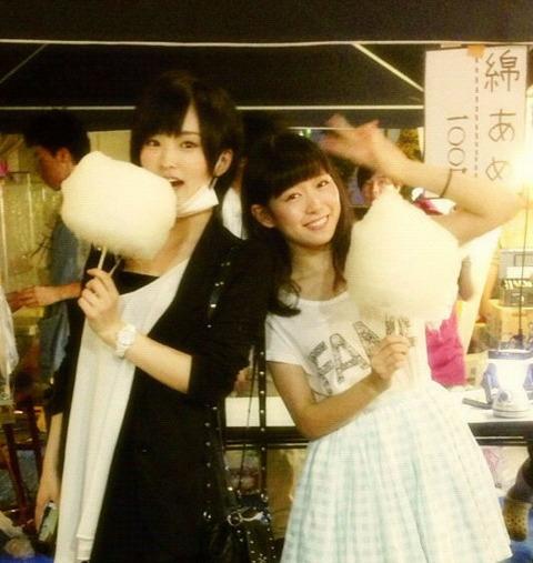 【さやみる】さや姉とみるきーのかわいい画像まとめ【NMB48】