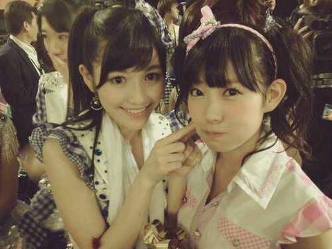 2013年の超絶アイドル♪まゆみるきー「2013年はW渡辺の年に!」【AKB48G/渡辺麻友&渡辺美優紀】