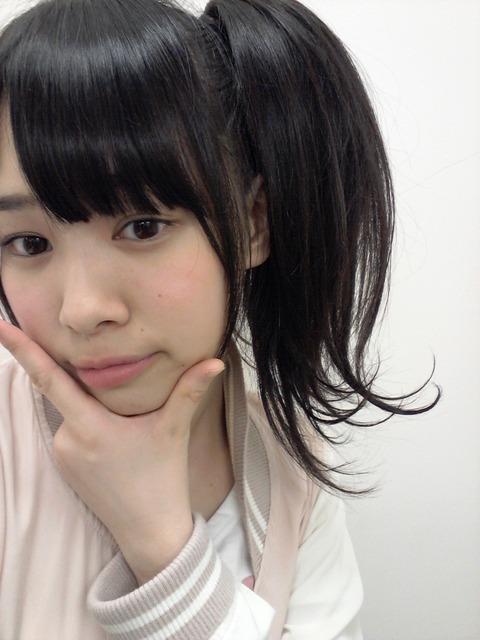 【NMB48/小笠原茉由】あれ?まーちゅんって