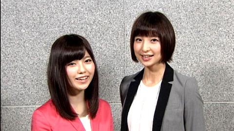 ぱるるがドジなOL役を麻里子様が上司役としてCMに出演! 【島崎遥香&篠田麻里子/AKB48】
