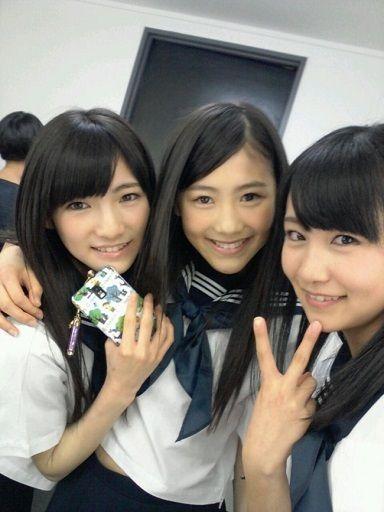 【次世代】AKB三銃士について教えてください【AKB48】