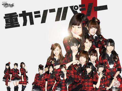 ぱちんこAKB48撮り下ろし写真※重力シンパシー公演「第1弾/重力シンパシー」チームサプライズ