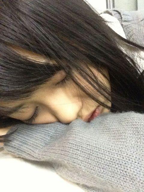 メンバーの可愛い寝顔画像集めました【AKB48G】