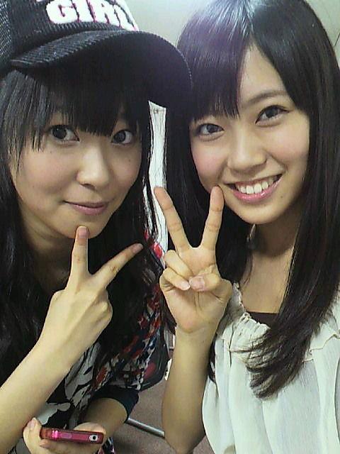 指原とみるきーが1、2フィニッシュ!【AKB48G/指原莉乃&渡辺美優紀】