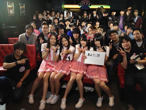 【google+/AKB48G】有吉AKB共和国&あん誰収録の様子