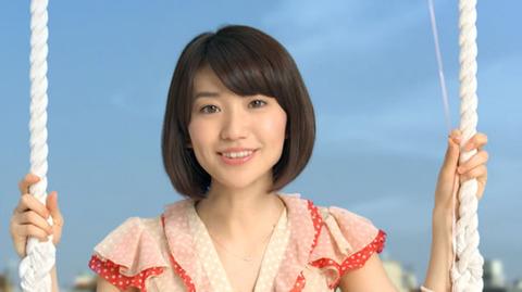 2013年CMギャラランキングに大島優子がランクイン!ギャラ一覧表【AKB48/大島優子】
