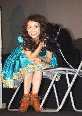 【大島優子】「犬で一番好きなのはシェパード」※2ch