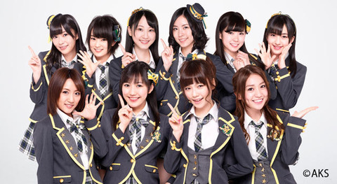 「NHK BS選抜 AKB48 チームBS」誕生! 【AKB48G】