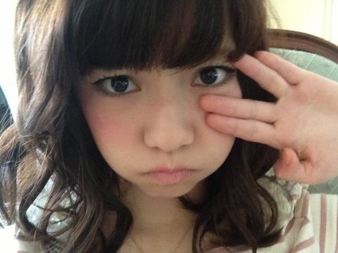 ぱるる「笑ってるつもりなのに・・・」【島崎遥香/AKB48】