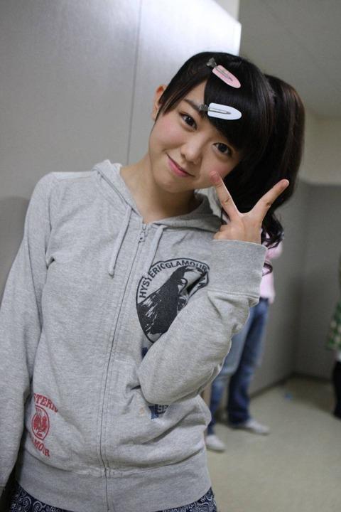 【AKB48/峯岸みなみ】峯岸は何も持たずにリハーサル