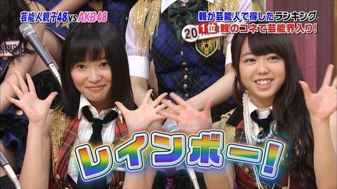 アイドル=バラエティ担当という風潮 【AKB48G】