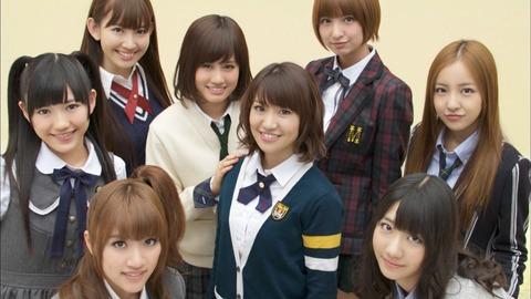 【AKB48G】クラスで5番目の可愛さって誰ぐらいだ?