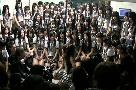 【AKB48/ニュース】総監督高橋みなみ※後継者問題