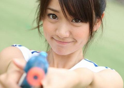 【AKB48】大島優子ちゃん見ると何かちょっかい出したくなる