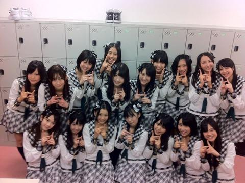 HKT馬鹿売れで札幌48と仙台48が見えてきたな 【AKB48G】