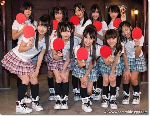 "AKB「応援が足りないのを""落ち目""って言葉で逃げるなよ!」【AKB48G】"