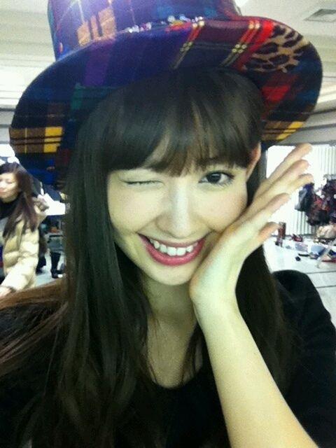 小嶋陽菜の優しい微笑み【小嶋陽菜/AKB48】