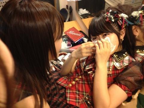 峯岸みなみが大変なことになってる【AKB48】