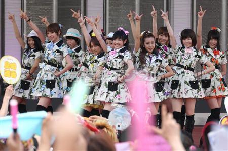 【朗報!】AKBお台場合衆国ライブの放送決定