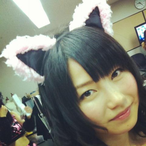 ゆいはん、オバケを発見するw 【横山由依/AKB48兼NMB48】